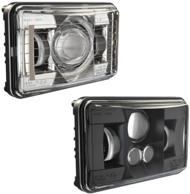 Buy Your Jw Speaker Headlight Clear Lens, Chrome Interior Sealed Beam Jw Speaker Model 8800 Evolution 2, Jw Speaker Limited Warranty 0551381 JW Speaker 0551381 Car Sealed Beam JW Speaker. Headlight. New Clear Lens; Chrome Interior, Jw Speaker Model 8800 Evolution 2 Non-heated; Rectangular; 4 X 6 In.; Raw Lumen Output - 2250 With Jw Speaker Limited Warranty