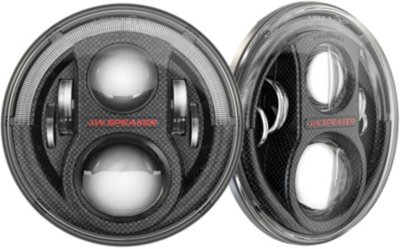 Buy Your Jw Speaker Headlight Clear Lens, Carbon Fiber Interior Sealed Beam Jw Speaker Model 8700 Evolution J2, Jw Speaker Limited Warranty 0553973 JW Speaker 0553973 Car Sealed Beam JW Speaker. Headlight. New Clear Lens; Carbon Fiber Interior, Jw Speaker Model 8700 Evolution J2 Non-heated; Round; 7 In.; Not Compatible With 2017 Jeep Wrangler Jk Models Equipped With Factory Led Headlights; Lumens - 2610 High Beam, 1770 Low Beam; Features Anti-flicker And Half Halo Pipe Design With Jw Speaker Limited Warranty