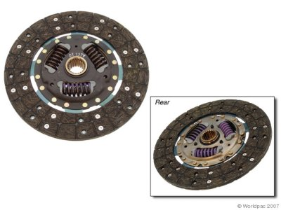 Image of Aisin Clutch Disc, 2-year Limited Warranty W0133-1612778