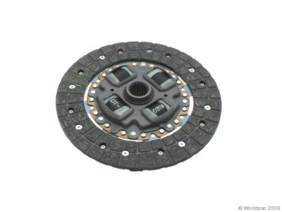Image of Aisin Clutch Disc, 2-year Limited Warranty W0133-1616517