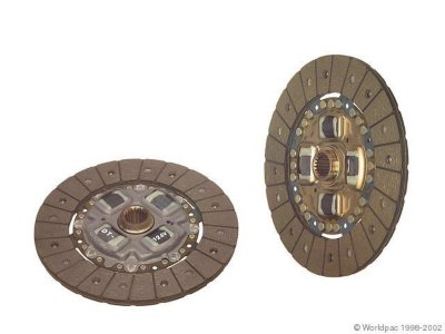 Image of Aisin Clutch Disc, 2-year Limited Warranty W0133-1620005