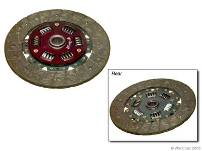 Image of Aisin Clutch Disc, 2-year Limited Warranty W0133-1621999