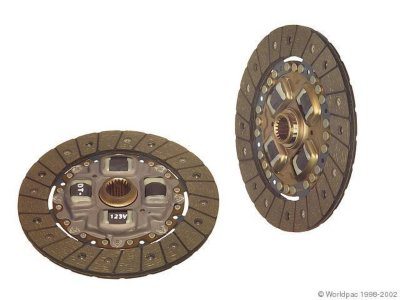 Image of Aisin Clutch Disc, 2-year Limited Warranty W0133-1625381
