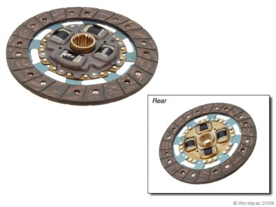 Image of Aisin Clutch Disc, 2-year Limited Warranty W0133-1838258