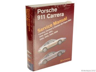Image of Bentley Repair Manual, 2-year Limited Warranty W0133-1942629